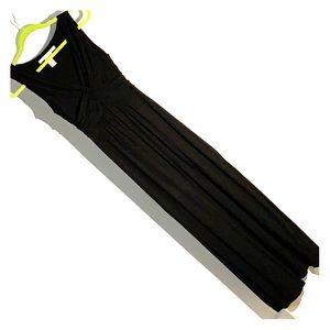 Max Studio Black Maxi Dress